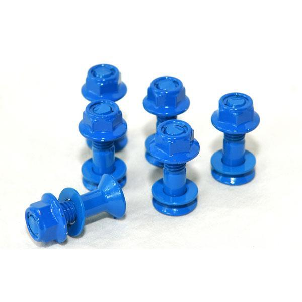 Sprocket Bolt Kit Sprocket Kermaxx Blue