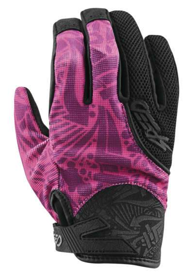 United By Speed Women's Glove Street Glove Speed & Strength XS PINK WOMENS