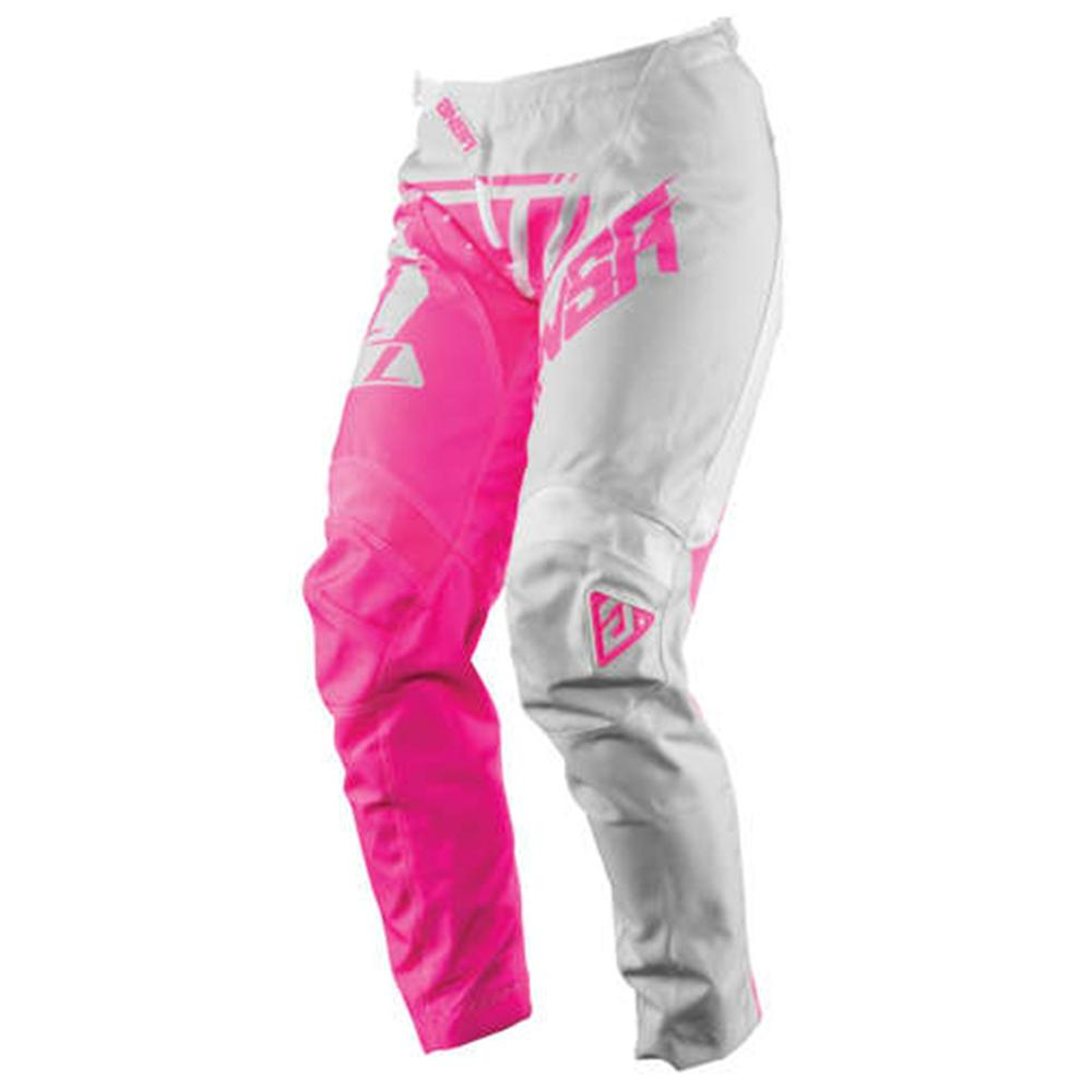 Women's A18 Syncron Pant Offroad Pant Answer W2 PINK WOMENS