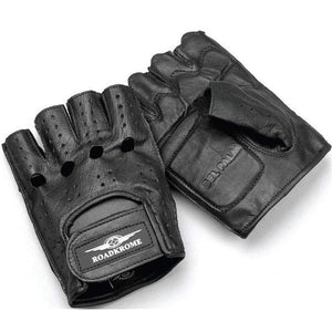 Women's Chopper Glove Street Glove Roadkrome SM BLACK WOMENS