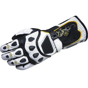 Women's Fiore Long Glove Street Glove Scorpion Exo Women's SM White Women's