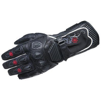 Women's Fiore Long Glove Street Glove Scorpion Exo Women's XS Black Women's