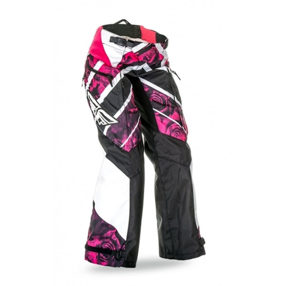 Women's Kinetic OTB Pant Offroad Pant Fly Racing 22 PINK