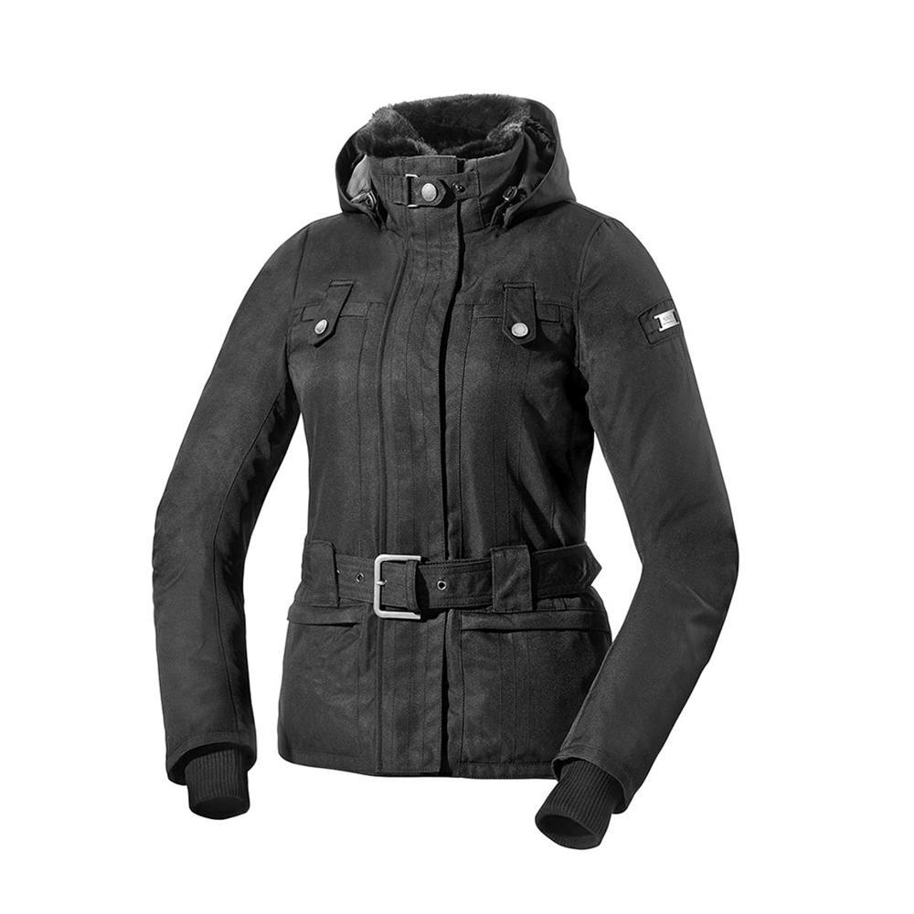 Women's Michigan II Textile Jacket Street Jacket iXS Women's SM Black Women's