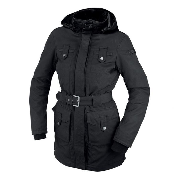 Women's Virginia II Textile Jacket Street Jacket iXS Women's SM Black Women's