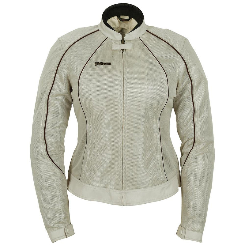Womens Wild Annie Jacket Street Jacket Pokerun MD TAN
