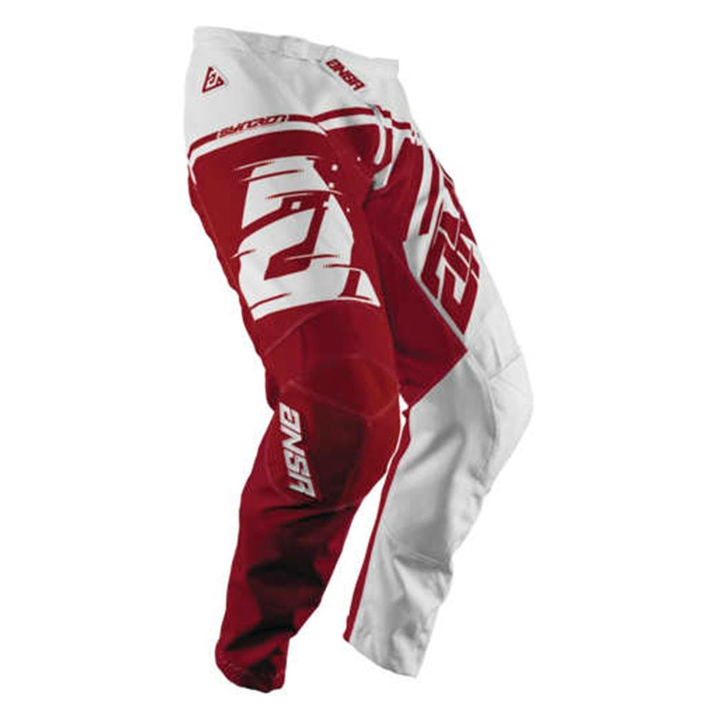 Youth A18.5 Syncron Air Pant Offroad Pant Answer 16 RED YOUTH