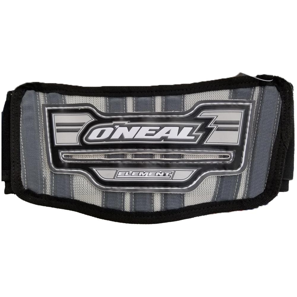 Youth Element Kidney Belt Protective Gear Oneal Youth Black