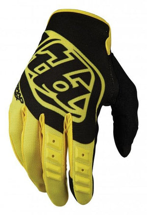 Youth GP Glove Offroad Glove Troy Lee Designs Youth XS Yellow Youth