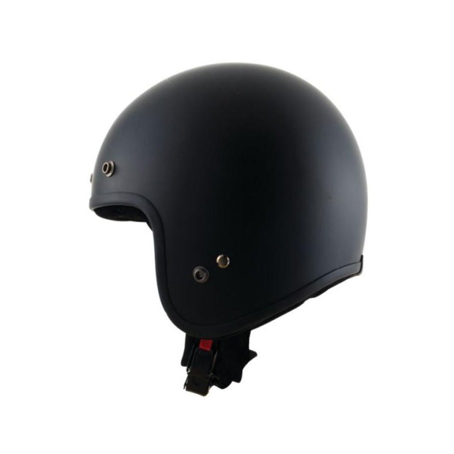 Z OF10 Carbon Helmet Street Helmet Zox XS FLAT BLACK ADULT