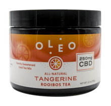 Load image into Gallery viewer, OLEO Instant CBD Tea | Bulk Jar