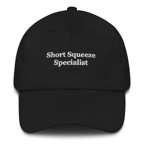 Short Squeeze Specialist Dad Hat