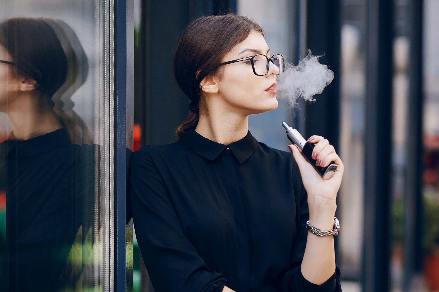 Are you willing to make the switch to vaping from cigarette?