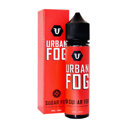 Sugar Fog 50ml Eliquid By Urban Fog