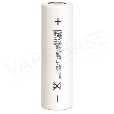 INR21700 Battery By Samsung