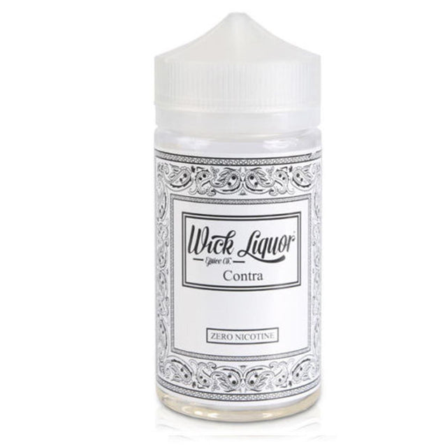 Contra Eliquid By Wick Liqour