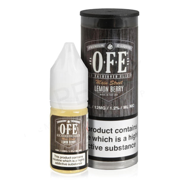 Lemon Berry Eliquid By OFE