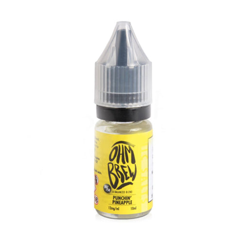 Punchin Pineapple 10ml Eliquid By Ohm Brew