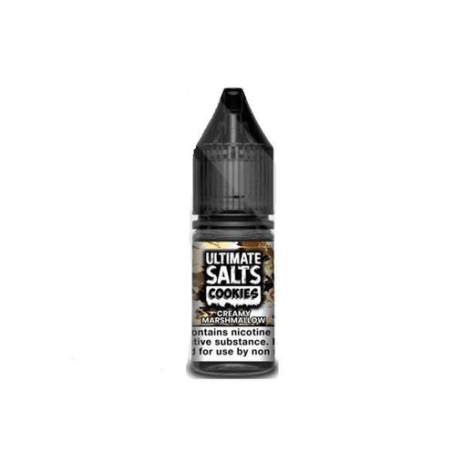 Creamy Mashmallow 10ml By Ultimate Juice