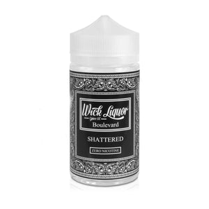 Boulevard Shattered Eliquid By Wick Liquir