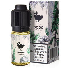 Raspberry Moonshine  10ml  Eliquid By Vape Dodo
