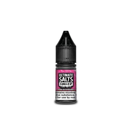 Pink Raspberry 10ml E-liquid By Ultimate Juice