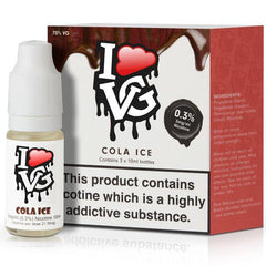 Cola Ice 3 x 10ml Eliquid By I VG