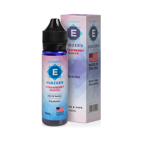 Strawberry Guava 50ml By Element