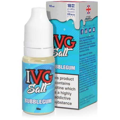 Bubblegum Millions E-Liquid by IVG Salts
