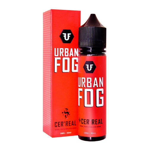 Cer'Real 50ml Eliquid By Urban Fog