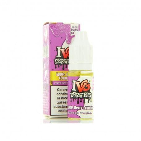 Apple Berry Crumble Eliquid By I VG