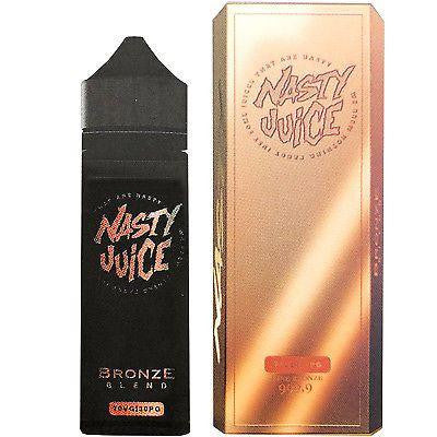 Bronze Blend Eliquid By Nasty