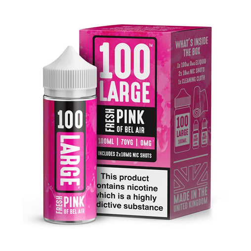 Fresh Pink Of Bel Air Eliquid By Large Juice