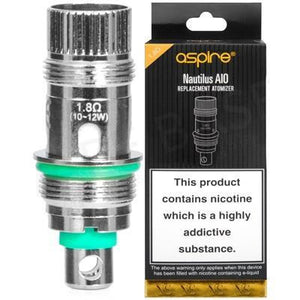 Nautilus AIO Salt Nic Replacement Coil By Aspire