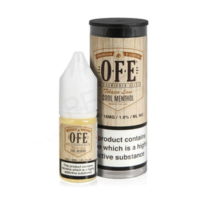 Cool Menthol Eliquid By OFE