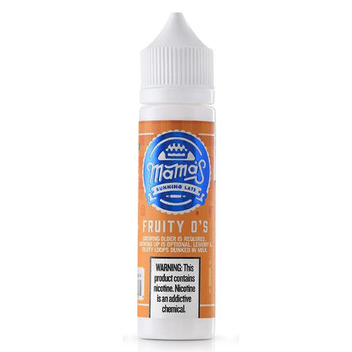 Fruity 50ml Eliquid By Mamas