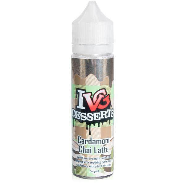 Cardamom Chai Latte Eliquid By I VG