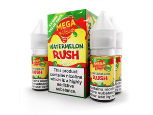 Watermelon Rush Eliquid By Mega