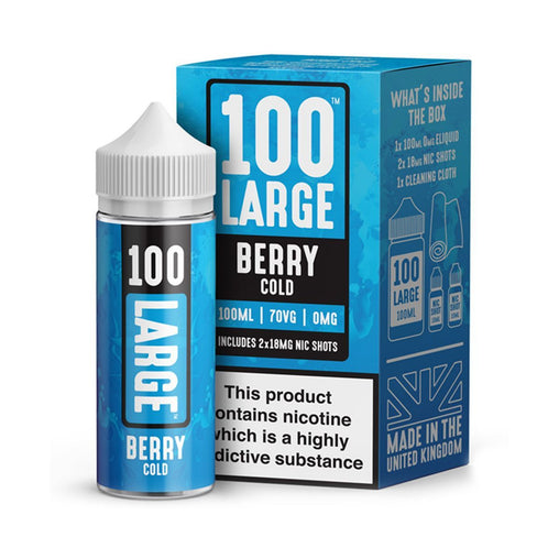 Berry Cold Eliquid By Large Juice