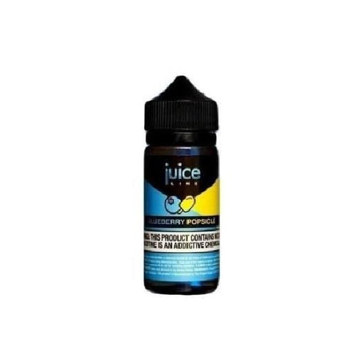 Blueberry Popsicle 120ml Eliquid Juice Line