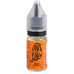 Groovy Grape fruit 10ml Eliquid By Ohm Brew