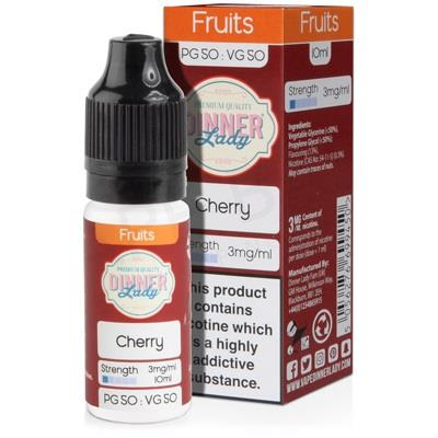 Cherry 10ml Eliquid By Dinner Lady