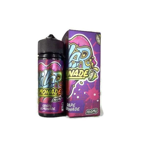Grape Lemonade 100ml Eliquid Killer Lemonade