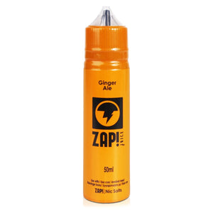Ginger Ale  Eliquid By ZAP