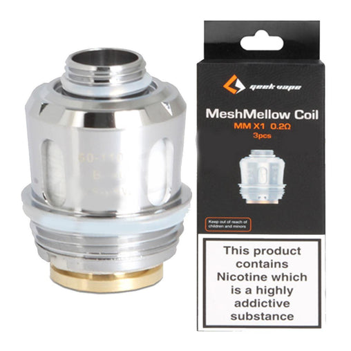 Geek MeshMellow  Coil by Geek