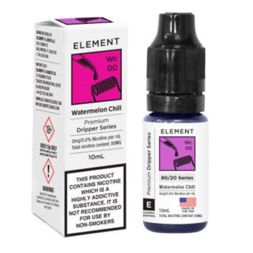 Watermelon Chill Eliquid By Element