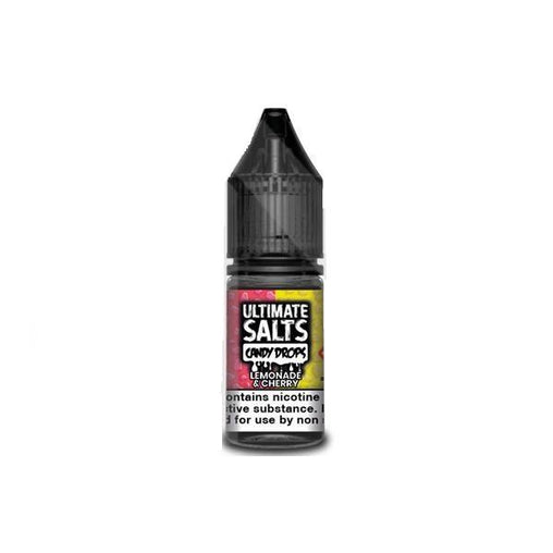 Lemonade & Cherry 10ml E-Liquid By Ultimate Juice