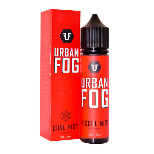 Cool Mist 50ml Eliquid By Urban Fog