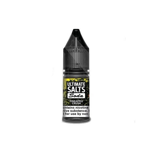 Pineapple Crush 10ml E-Liquid By Ultimate