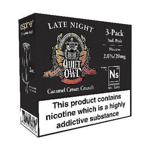 Aspire Gusto Late Night Eliquid